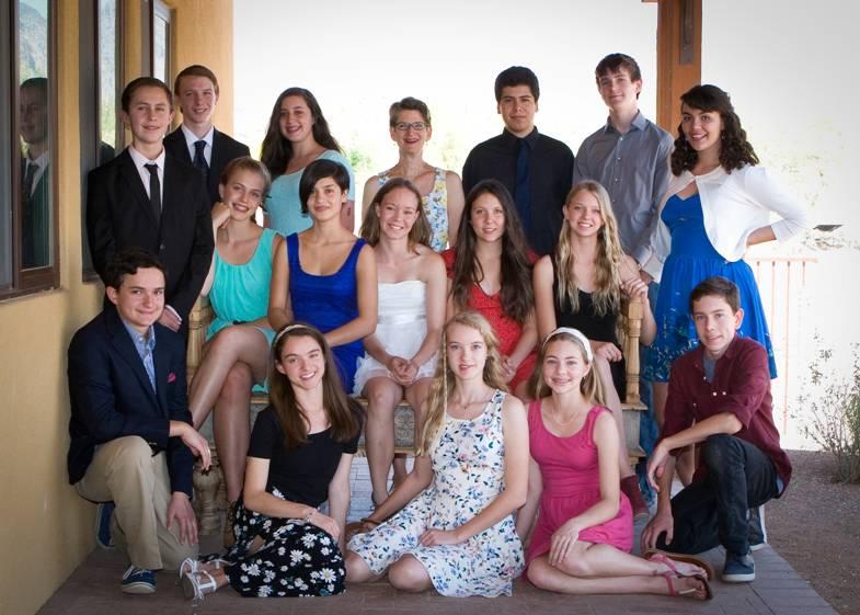 2014 Tucson Waldorf Graduates